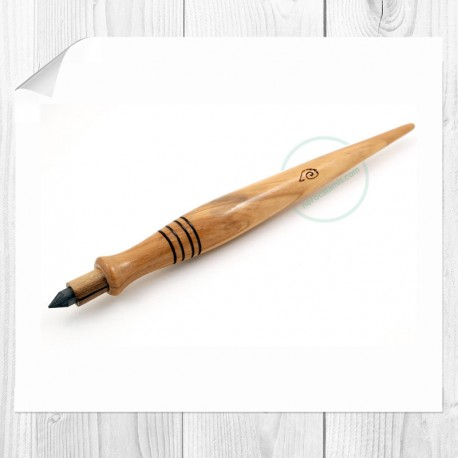 Olive wood lead pencil Aida