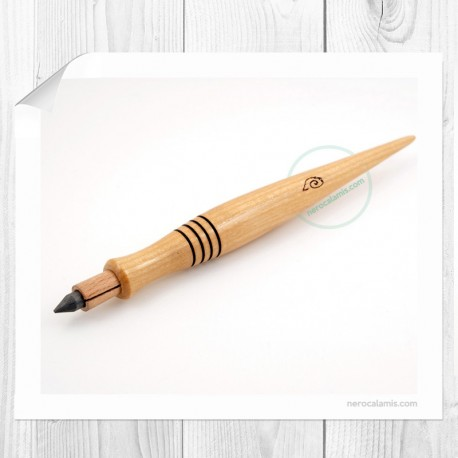 Aida Cherry wood lead pencil