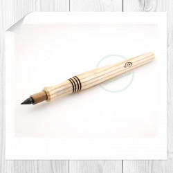 Ash wood lead pencil Figaro