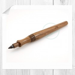 Black walnut lead pencil Figaro