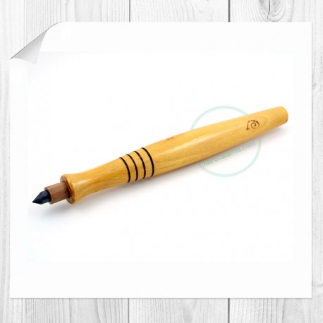 Osage wood lead pencil model Figaro