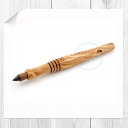 Olive wood lead pencil Figaro