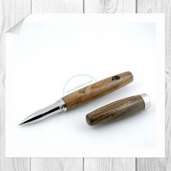 Black Walnut ballpoint pen Lou