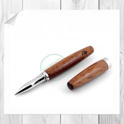 Mahogany ballpoint pen Lou