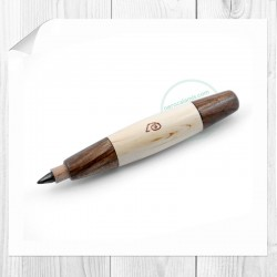 Black Walnut and Hawthorn lead pencil Marsicano