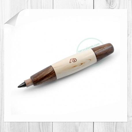 Black Walnut and Hawthorn lead pencil Marsicano