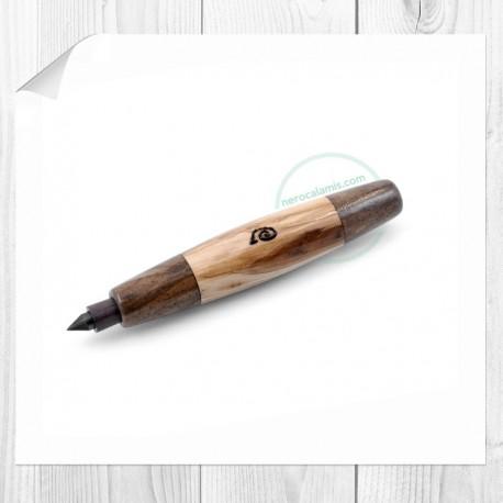 Olive and Black Walnut lead pencil Marsicano